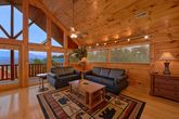 Mountain Views form King Suite