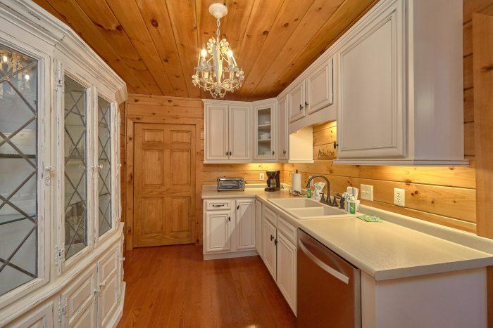 Dpgwood Frams 3 Bedroom Cabin Sleeps 9 - Sugar Bear View