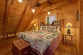 King Bed Open Loft Bedroom