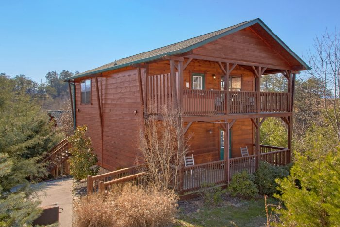 3 Bedroom Pet Friendly Cabin In Pigeon Forge Near Dollywood