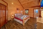 6 Bedroom Pool Cabin with 6 King Beds