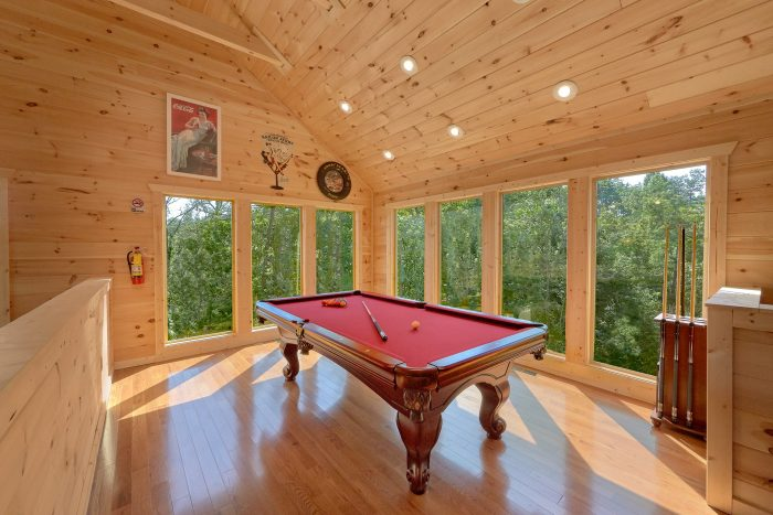Preminm 2 Bedroom Cabin with Indoor Pool - Swimming Hole