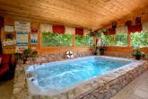 2 Bedroom Cabin with Hot Tub and Swim Spa