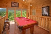 Cabin with Pool Table and Arcade Game