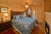 2 Bedroom Pool Cabin with Covered Deck