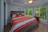 Luxury 8 Bedroom Cabin with Master King Bedroom