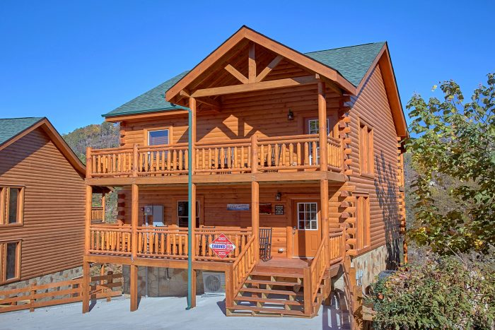 The Only TenISee Cabin Rental Photo