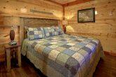Spacious 4 Bedroom Cabin Sleeps 14