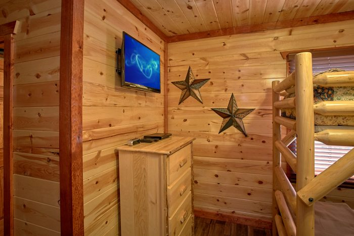 Comfortable 4 Bedroom Cabins Sleeps 14 - The Only TenISee