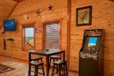 Premium Cabin with Arcade Game