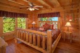 Luxury Cabin with 2 Private King Bedrooms