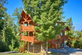 Spacious 2 Bedroom Cabin with Theater Area