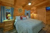 Cabin with Game Room, Pool Table and Indoor Pool