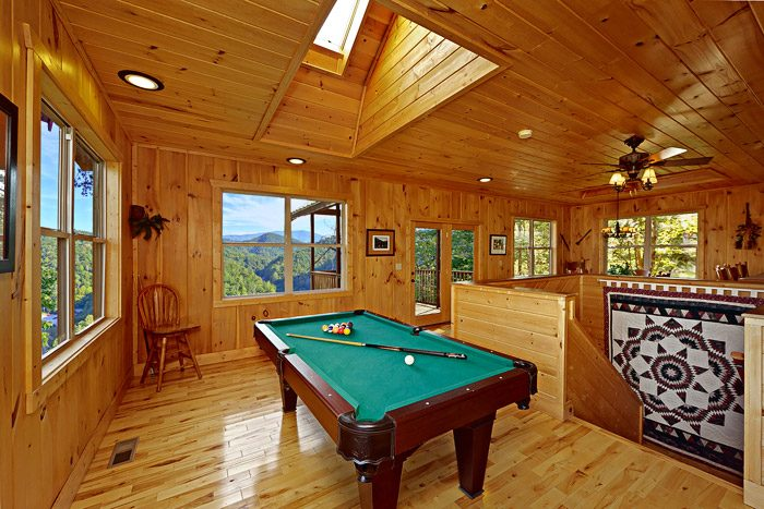 Pool Table with Views - TipTop
