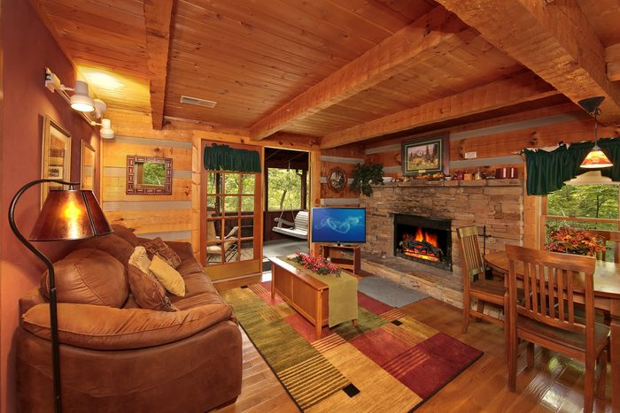 Private Wears Valley Cabin Rental Smoky Mountain