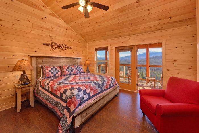 5 Bedroom Pool Cabin in Gatlinburg - TrinQuility View