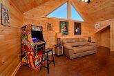 5 Bedroom Cabin with a Queen Sleeper Sofa