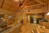 1 Bedroom Cabin with a Gas Fireplace