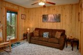 Cabin with Game Room, Pool Table and Sofa