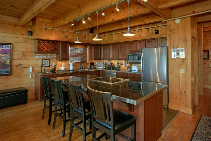 3 Bedroom Gatlinburg Cabin Sleep 12 - View Topia Falls