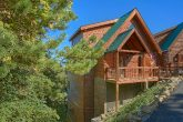 4 Story 3 Bedroom cabin with Pool Sleeps 12