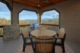 Premium Cabin with Grill and Mountain Views