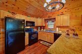 Honey Moon Cabin with Fully Equipped Kitchen