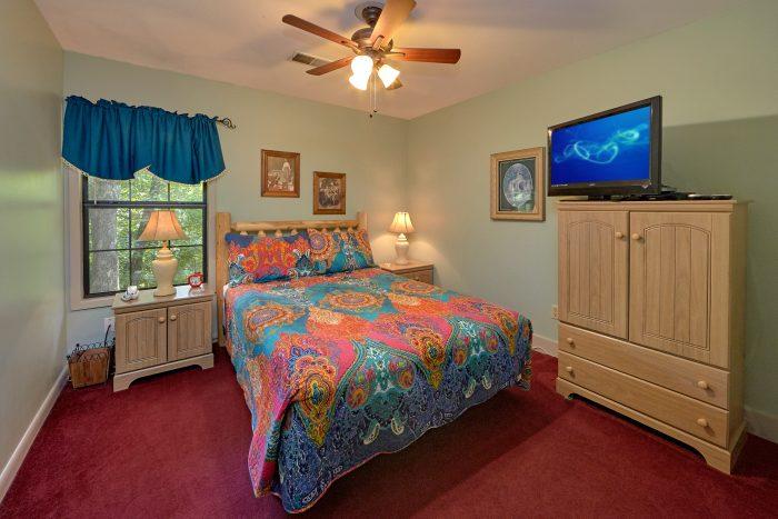 3 Bedroom Vacation Home with Queen Bedroom - Wildcat Ridge