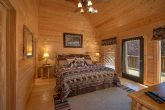 6 Bedroom Cabin with King Master Bedroom