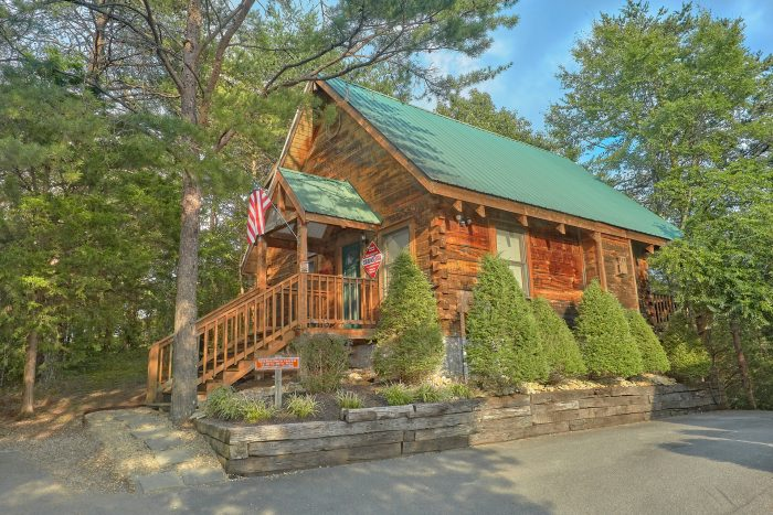 Wildflower Haven Cabin Rental Photo