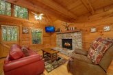 1 Bedroom Cabin with Living Room & Fireplace