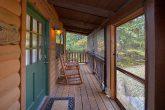 Screen in Front Porch 3 Bedroom Cabin Sleeps 10